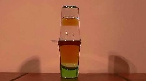 L'eau et le whisky