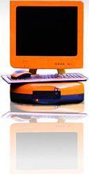 evolutis_ordinateur_recyclable_orange