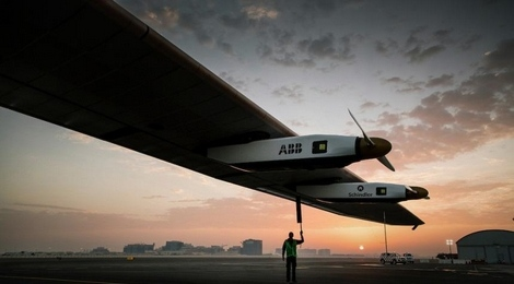 Solar Impulse 2 Tour du monde