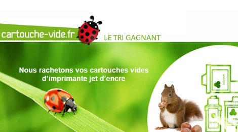 banniere site Cartouche-vide