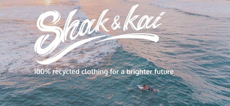 Shak & Kai les vêtements circulaires